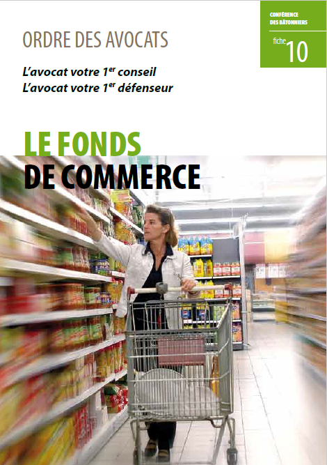 10 Le fond de commerce