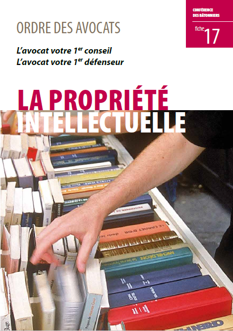17 La propirété intellectuelle