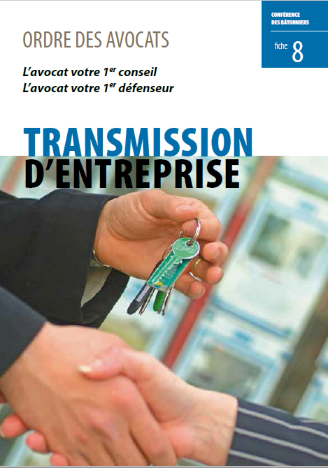 8 Transmission dentreprise